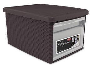Novita 39 scatola box contenitore per armadio cambio di stagione stefanplast panni ebay for Scatole ikea per armadi