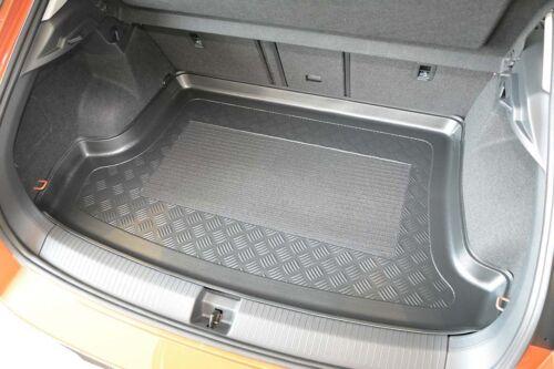 OPPL Classic Kofferraumwanne Antirutsch für VW T-Roc 2017 Varioboden hoch