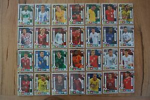 Panini-Road-to-Russia-2018-Adrenalyn-Trading-Cards-Rising-Star-aussuchen-pick