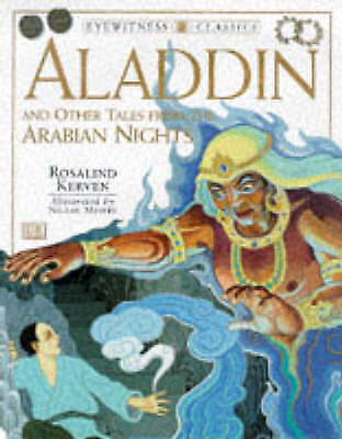1 of 1 - Aladdin and Other Tales from the Arabian Nights (Eyewitness Classics)-ExLibrary