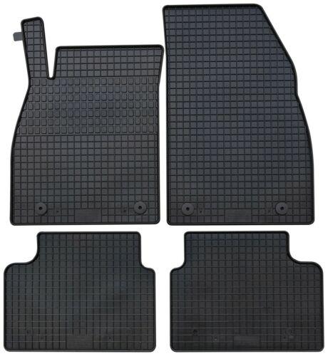 57310 PetexPassform Gummimatte schwarz Vorbereitet Für Befestigungssystem