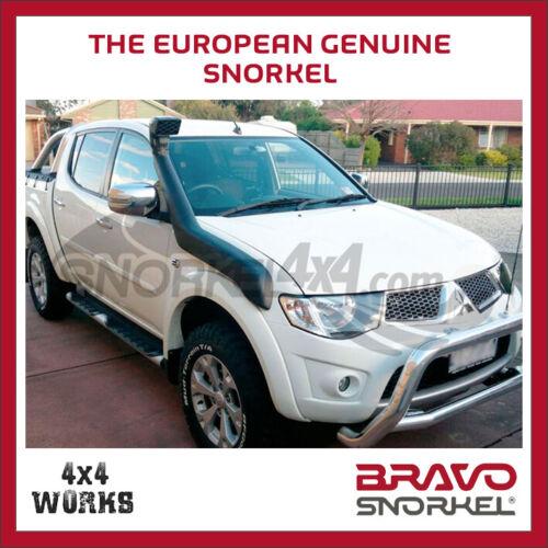 Bravo Snorkel Kit for Mitsubishi L200 ML MN 2005-15 /& Shogun Pajero Sport 08-15
