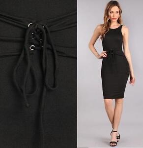 black corset laceup waist sash belt pinup pencil wiggle