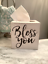 Bless You Tissue Box