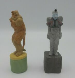 """Wizard of Oz /""""Star Jars/"""" salt and  pepper shakers new in box Lion /& monkey"""