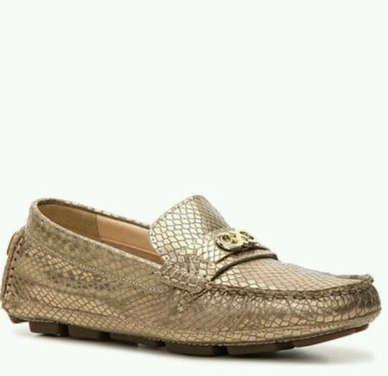preferenziale Cole Haan Shelby Driver oro  Embossed Leather Loafers Moccasin Moccasin Moccasin Sz 7.5  158  prodotti creativi