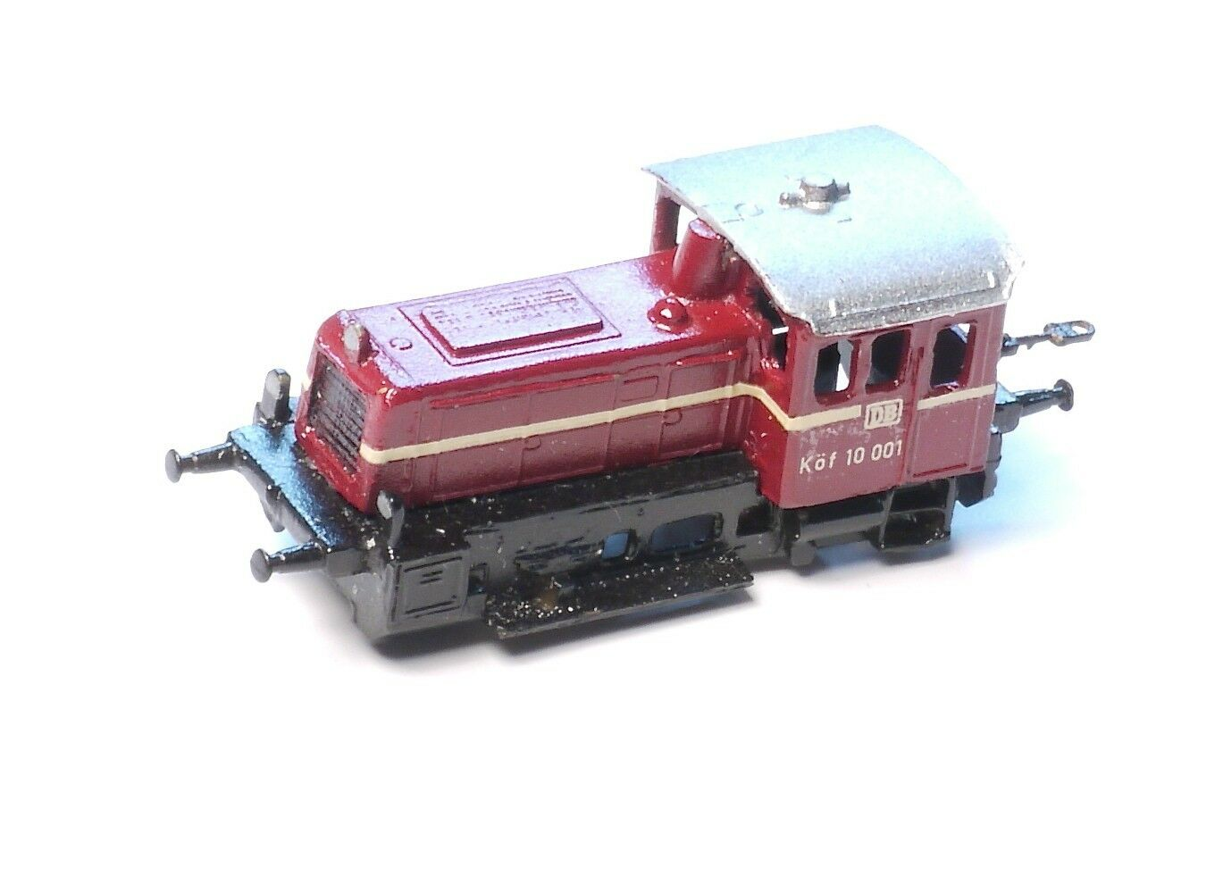 Schmidt 99411 Z-Scale Db- Kof III Loco Mano Integrato Ottone/Molto Rd 10 001