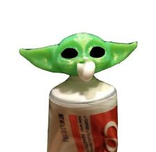 Baby Yoda Toothpaste Vomit Made In Usa 3d Printed