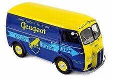 """Peugeot D4A 1956 """"Cycles Peugeot"""" 1/43 - C80010 NOREV"""