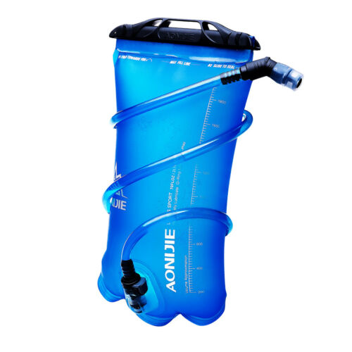 Water Bladder Bag Hydration Packs Hiking Climbing Emergency Survival 2L