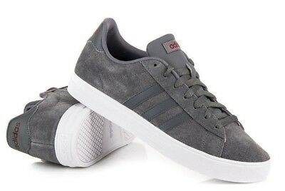 ADIDAS DAILY 2.0 DB0154 scarpe uomo sportive sneakers pelle camoscio casual run | eBay