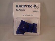 Radetec Ammo Control S&W M&P9 Smith & Wesson Magazine Followers 5 pack