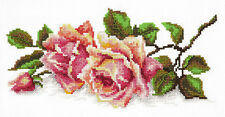 Cross Stitch Kit Aromas of rose