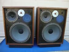 Nice Vintage Jensen Model 6 Floor 4-way Speakers - Pro Restored w/ New Grill
