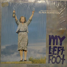 "OST - SOUNDTRACK - MY LEFT FOOT - ELMER BERNSTEIN  12"" LP (M838)"