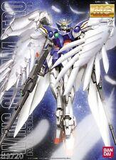 Bandai 1:100 MG XXXG-00W0 Wing Gundam Zero Custom Gundam Model Kit