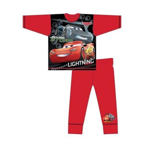 7-8 et 9-10 ans. 4-5 Taille 5-6 Nouvelles du garçon Disney Cars Pyjamas Set