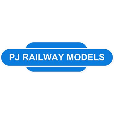 PJ Railway Models