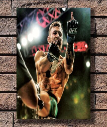 Irish MMA UFC Featherweight Champion Poster Hot 40 36x24 ZA689 Conor McGregor