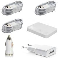 6in1 Ladegerät Ladekabel USB Daten Kabel Auto Station passt für iPhone 5S 5 SE *