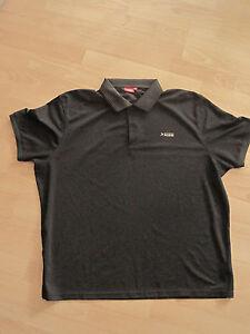 Sport Shirt - Übergröße - 2XL - Rossi - schwarz - Deutschland - Sport Shirt - Übergröße - 2XL - Rossi - schwarz - Deutschland