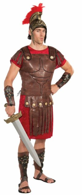 Mens Roman Body Armor Greek Egyptian Warrior Chest Plate Shield LARP Adult NEW