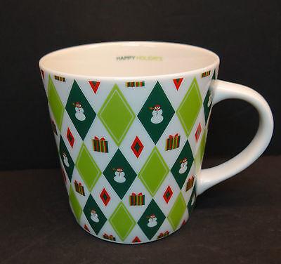 Starbucks Barista 2003 Happy Holidays 16 oz. Coffee Mug 40's Wrapping Paper
