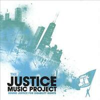 Various Artists - The Justice Music Project - Cd, 2006
