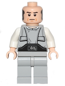 NEW LEGO REBEL LOBOT FROM FROM SET 9678 STAR WARS EPISODE 4//5//6 SW0400