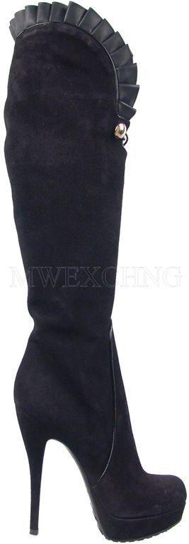 Felice shopping Loriblu Stiletto Stiletto Stiletto Platforms stivali High Heels EU 38 Italian designer donna scarpe  moda