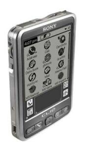 Sony-Clie-PalmOS-PDA-Personal-Entertainment-Organizer-w-Flip-Cover-PEG-SL10-U