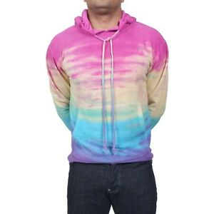 150 Rrp Tie Dye L Jungmaven Chanvre French Taille Tie Dye Hoodie awvq4qzx