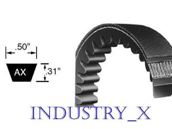 AX42 V-Belt FACTORY NEW! Cogged  1//2 X 44 SAME DAY SHIPPING