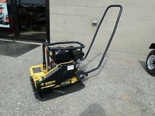 New Bomag Bvp 1845 Single Direction Vibratory Plate Compactor 177 Work Width