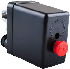Central Pneumatic Air Compressor Pressure Switch Control Replacement For Parts