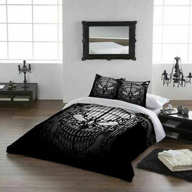 Gothic Bedding Sets Duvet Covers For, Black Gothic Bedding