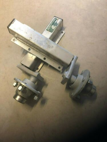 """TRAILER SUSPENSION UNITS 500KG GALVANISED COMPLETE WITH HUBS 4 STUD 4/"""" PCD"""