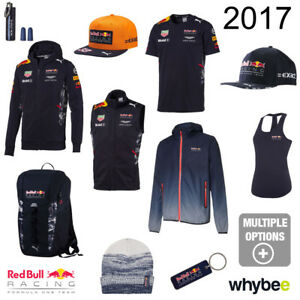 d97f8bb4414 2017 Red Bull Racing F1 Formula One Team Official Puma Merchandise ...