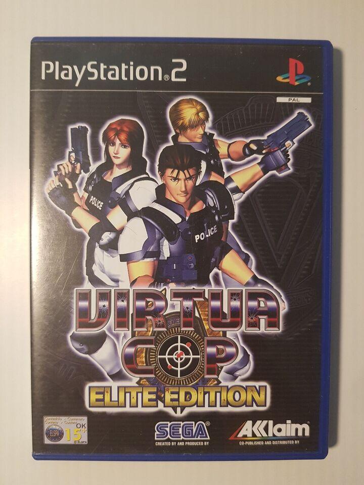 Virtua Cop, PS2
