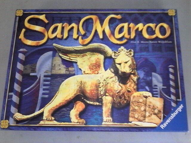 *** SAN MARCO splendid classic masterpiece from Moon + Weissblum MINT ***