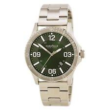6b120a6b92d Watch CARAVELLE York by Bulova Mens 43B138 Analog Display Japanese ...