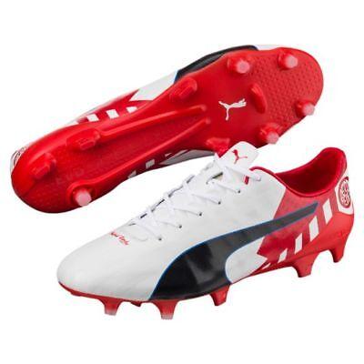 mujer tan baratas bien conocido Puma Men's evoSpeed 17 SL-S Griezmann DF FG Football Boots ...