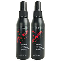 Vavoom Size Me Up Finishing Spritz 4.2 Fl Oz (pack Of 2)