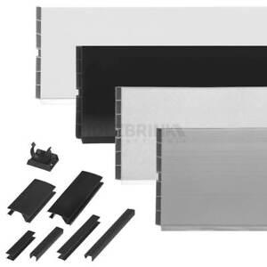 Sockelleiste Sockelblende Küchensockel Für Einbauküche Arbeitsplatte
