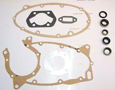 Zündapp Motor FS Dichtung + Oil seals 3 Gear C 50 Sport Typ 517