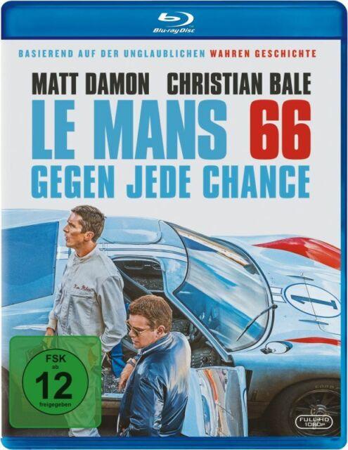 Blu-ray,  Le Mans 66, NEU&OVP