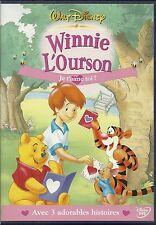 DVD - WALT DISNEY : WINNIE L' OURSON : JE T' AIME TOI / COMME NEUF