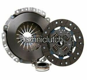 NATIONWIDE 3 PART CLUTCH KIT FOR TOYOTA AVENSIS BERLINA 1.8