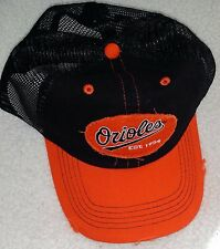 Hey, good buddy!! 8/22/15 vs. Twins ORIOLES Trucker Hat SGA!! Going fast!!!