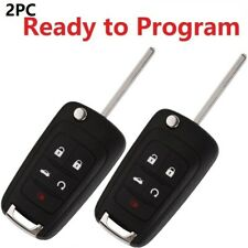 2 Car Key Fob Remote For Chevy Cruze Equinox Sonic Malibu Impala 2014 2015 2016 Fits 2012 Chevrolet Cruze Lt